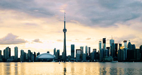 World-class city of Toronto